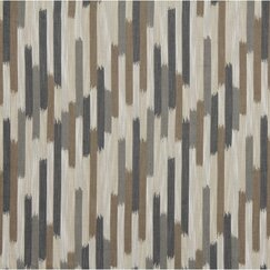 <strong></strong> Ikat Blocks Fabric - Mineral