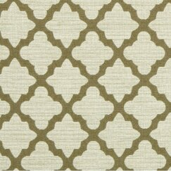 <strong>DwellStudio</strong> Casablanca Geo Fabric - Toffee