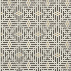 <strong>DwellStudio</strong> Aravali Fabric - Brindle