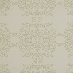 <strong></strong> Soft Scrolls Fabric - Birch