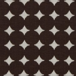 <strong></strong> Dotscape Fabric - Major Brown