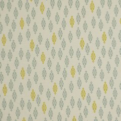 <strong>DwellStudio</strong> Boteh Fabric - Jade