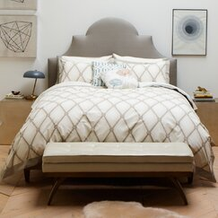 <strong>DwellStudio</strong> Hadley Cloud Duvet Set