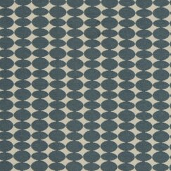 <strong>DwellStudio</strong> Almonds Fabric - Mineral