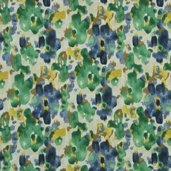 <strong>DwellStudio</strong> Landsmeer Fabric - Ultramarine