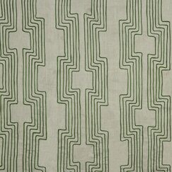 <strong>DwellStudio</strong> High Wire Fabric - Malachite