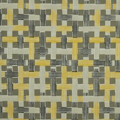 <strong>DwellStudio</strong> Illusion Weave Fabric - Citrine