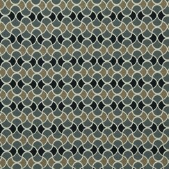 <strong>DwellStudio</strong> Carrington Fabric - Navy