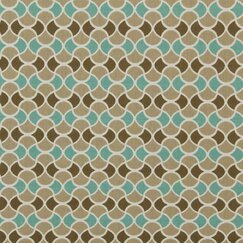 <strong></strong> Carrington Fabric - Turquoise