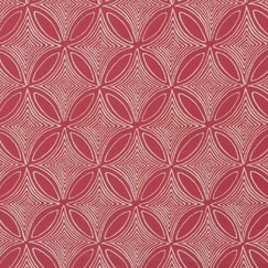 <strong></strong> Desert View Fabric - Fuchsia