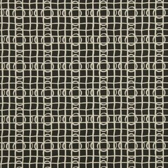 <strong>DwellStudio</strong> Lattice Graph Fabric - Ink