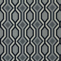 <strong></strong> Diamond Vista Fabric - Navy