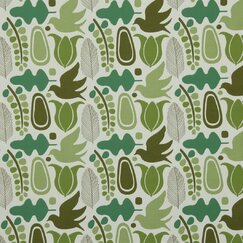 <strong>DwellStudio</strong> Finmark Fabric - Lime