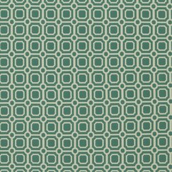 <strong></strong> Palm Canyon Fabric - Turquoise