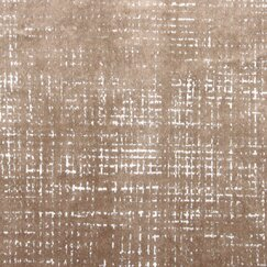 <strong></strong> Etched Velvet Fabric - Dove