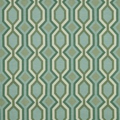 <strong></strong> Regency Stripe Fabric - Mineral