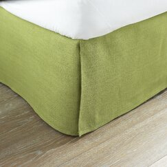 Hannah Bed Skirt, Leaf