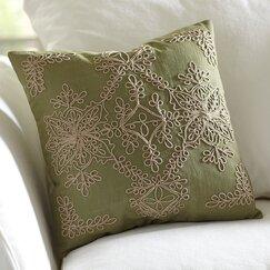 Mia Pillow Cover, Fern