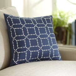 Beverly Pillow Cover, Blue