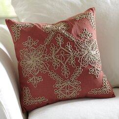 Mia Pillow Cover, Brick