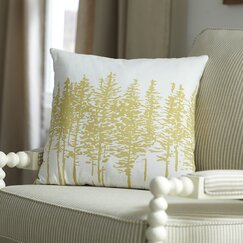 Darcy Pillow Cover, Canary