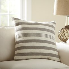 Edie Pillow Cover, Pewter