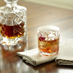 Padmore Old Fashioned Glass Set (Set of 4)