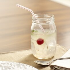 Drinking Jars (Set of 4)