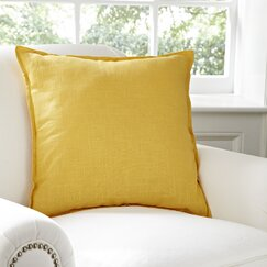 Milly Pillow Cover, Canary