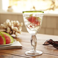 Jubilee Goblets, Leaf (Set of 4)