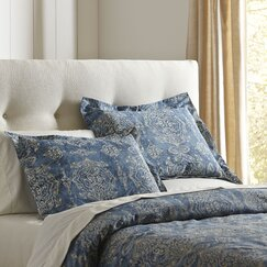 Sandrine Duvet Set, Blue