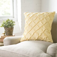 Alda Pillow Cover, Butter