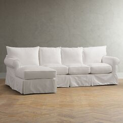 Jameson Queen Sleeper Sofa with Chaise