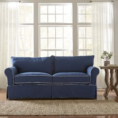 Jameson Sofa Sleeper with Contrast Welt