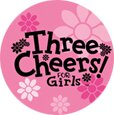Three Cheers For Girls!