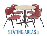 Breakroom Seating Areas