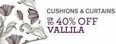 Up to 40% Off Vallila