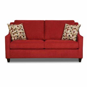 Simmons Upholstery Twillo Twin Sleeper Sofa & Reviews