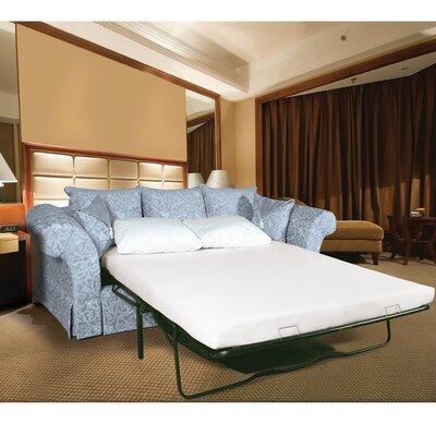 Eclipse Perfection Rest Eclipse Memory Foam Sleeper Sofa Mattress & Reviews